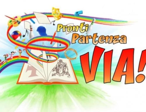 Pronti Partenza Via!!! Apertura Anno Pastorale 2018 – 2019