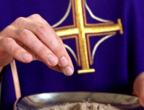 Ceneri Digiuno e Penitenza