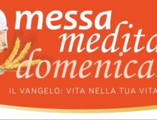 Santa Messa, meditazione domenicale