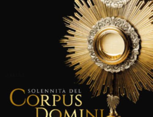 Adorazione Eucaristica in occasione della Solennità del Corpus Domini