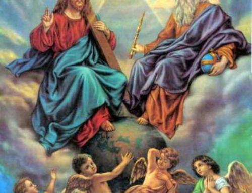 Santa Messa, meditazione Solennità della SS. Trinità